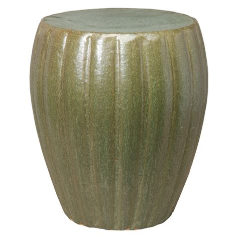 Outdoor Garden Stool by Outdoor Craft Ridge Garden Stool Many Colors