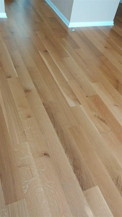 solid oak flooring 6 quot wide character grade rift quartered white oak flooring quartersawn