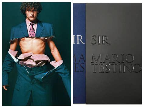 libro mario testino sir mario testino quot sir quot antologija muške fotografijefashionela