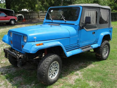 Jeep Project Jeep Yj Quot Project Quot Stk 959 Gilbert Jeeps And 4x4 S
