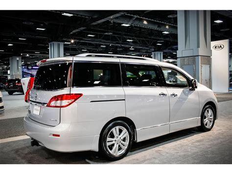 nissan quest cargo 2015 minivan ranking autos post
