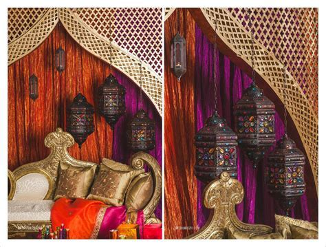 Amazing Brown Interior Decorating Moroccan Style For