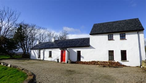 donegal cottages rathmullan moss cottage glenalla rathmullan self catering cottage
