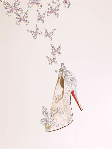 louboutin glass slipper livin 180 sponge christian louboutin cinderella shoes