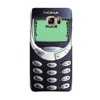 Casing Nokia 3310 3315 Variasi indocustomcase nokia 3310 cover for samsung galaxy