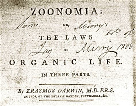 zoonomia or the laws of organic vol 2 of 2 in three parts classic reprint books zoonomia