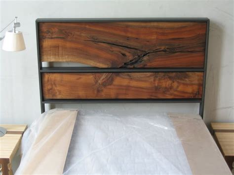live edge headboard pin by tracey carlton on this is what i m looking for