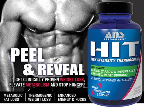 ans performance hit high intensity thermogenic 90caps get