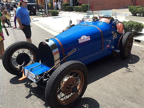 vintage bugatti race car bugatti 1927 type 37 race car reproduction 1 of 1 unit