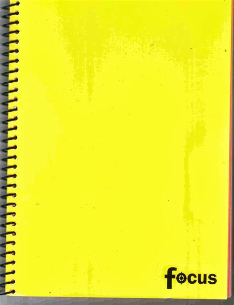Yellow Notebook by Yellow Notebook Paper Clipart Clipart Panda Free