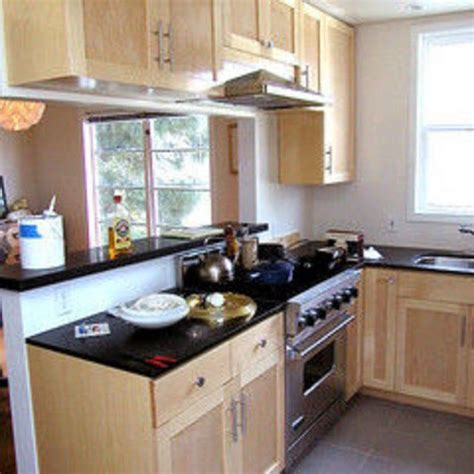 small kitchens with pass through hood kitchen pass