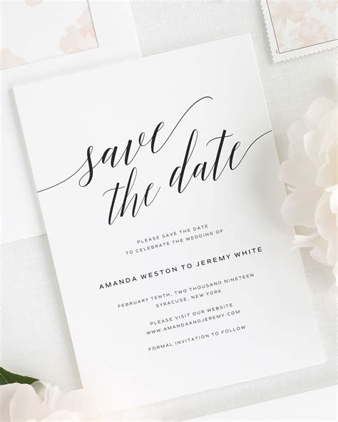 Save The Date Wedding by Daring Save The Date Cards Save The Date Cards