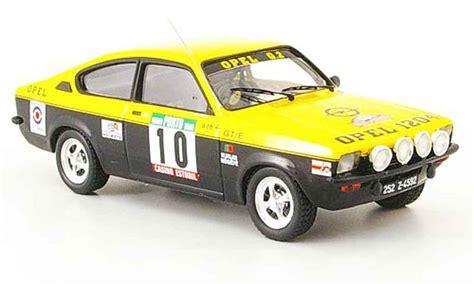 Auto Portugal Kaufen by Opel Kadett Gt E Meqepe Sieger Rally Portugal 1977 Trofeu