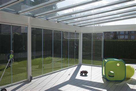 porches cerrados de aluminio porches cerrados de aluminio perfect de terraza with