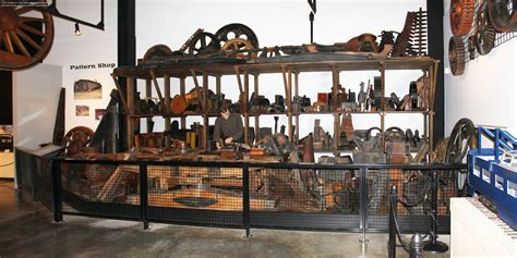 pattern works shops southern museum great locomotive chase www rgusrail com