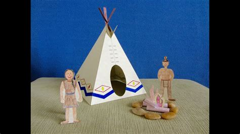 teepee craft template teepee craft template choice image template design ideas