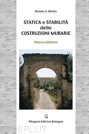 libreria pitagora bologna statica e stabilita delle costruzioni murarie olivito
