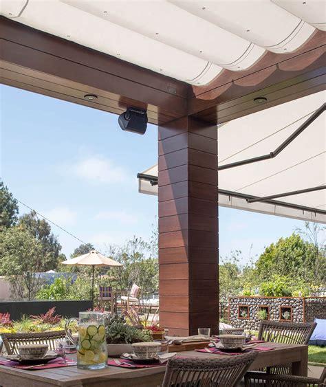 Sunbrella Canopy Pergola   Outdoor Goods