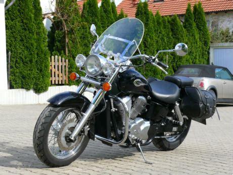 Motorradfahren Wiedereinstieg by Honda Shadow Vt 750