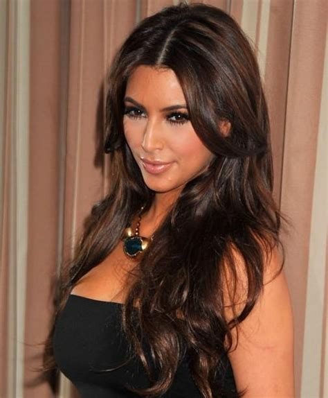 pictures best haircuts for long faces kim kardashian long face short 15 ideas of long layered hairstyles kim kardashian