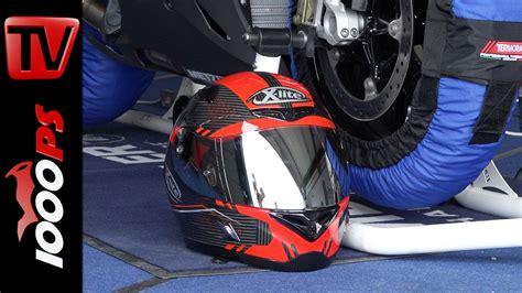 Motorradhelm X Lite Test nolan x lite x 802rr motorradhelm test almeria 2016