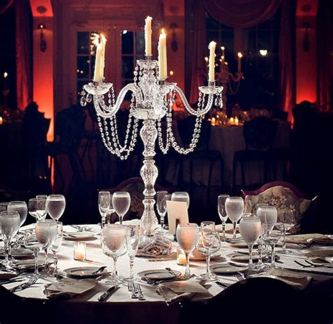 table candelabra centerpieces table centerpieces rooted in