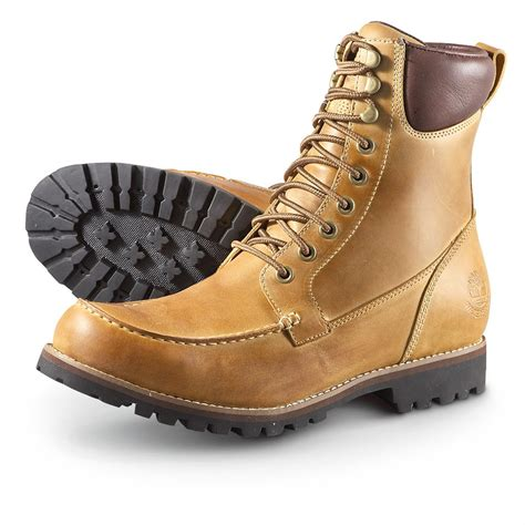 s timberland 174 earthkeepers waterproof moc toe boots