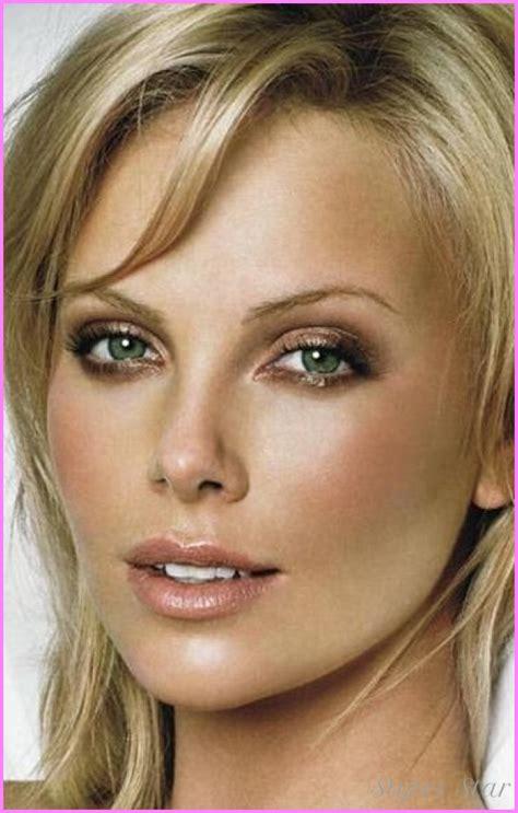 makeup for blue eyes and blonde hair dark brown hairs eye makeup for blue eyes blonde hair stylesstar com