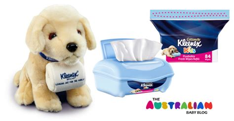 cottonelle puppy kleenex cottonelle wipes giveaway closed the australian baby