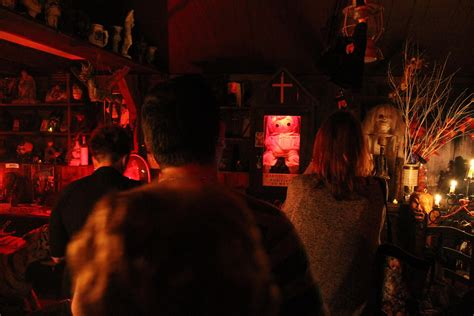 annabelle doll occult museum the haunted annabelle doll of horror is real