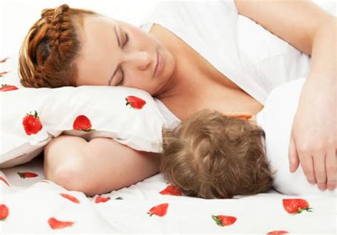 breastfeeding in bed bed sharing with baby the risks and benefits medical
