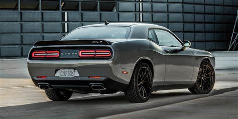 2017 Dodge Challenger T/A, Charger Daytona revealed