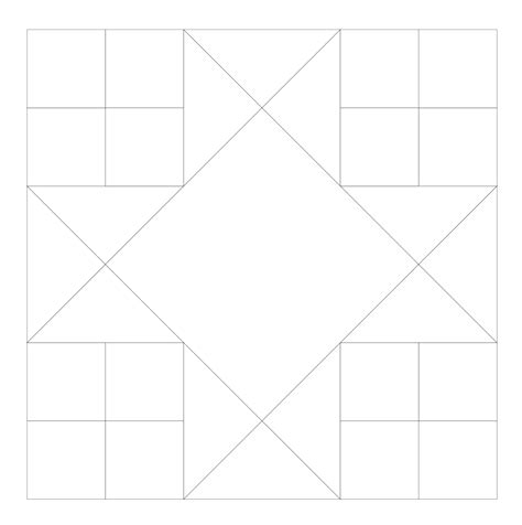 imaginesque quilt block 38 pattern templates