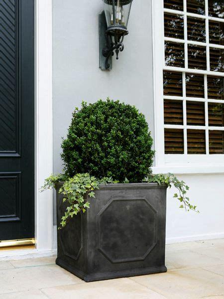 the 25 best front porch planters ideas on pinterest