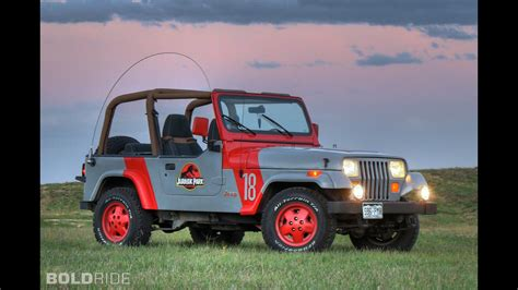 jurassic jeep jeep wrangler jurassic park