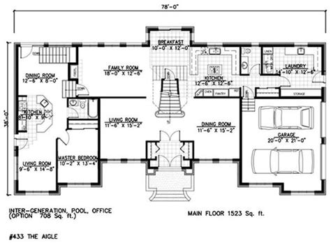 southern house plans with mother in law suite home house plans with detached in law suite internetunblock