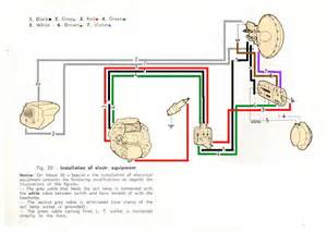 wiring diagram for 50 special vespa smallframes