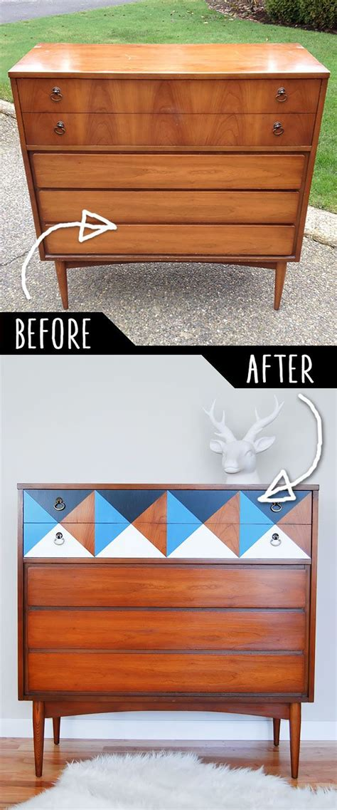 Refurbished Furniture Ideas by 25 Best Ideas About Furniture Makeover On Refinished Furniture Furniture Redo And