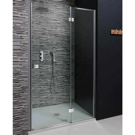 Hinged Frameless Shower Doors Powershower Proof Frameless Shower Door Sanctuary Bathrooms