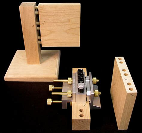 dowel template diy furniture joints dowelmax
