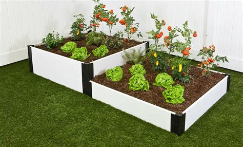 Raised Garden Bed Kit by Raised Garden Beds Raised Bed Kits Frame It All