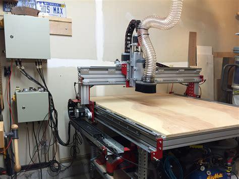digital fabrication  designers cnc router build