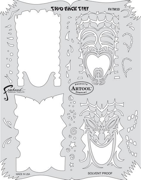 artool template tiki master ii by dennis mathewson