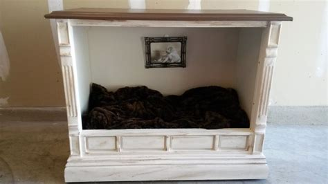 does goodwill take beds dog bed made from an old tv cabinet purchased from