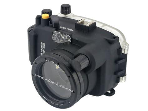 Meikon Waterproof For Sony Nex 6 Hitam G6q7 meikon mk nex6 sony nex 6 16 50mm buy dive aditech usa