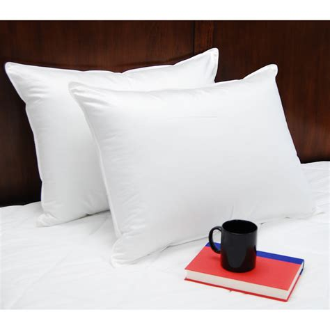 Pillows For King Size Bed | splendorest slumber fresh king size bed pillows set of 2 overstock shopping great deals on