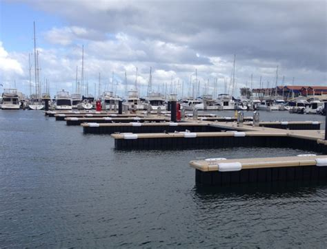 boat parts hillarys upgrades at hillarys boat harbour completed