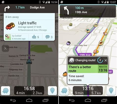 waze social gps maps traffic top 10 most useful gps navigation apps for android devices