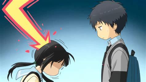 anime relife relife 05 anime evo