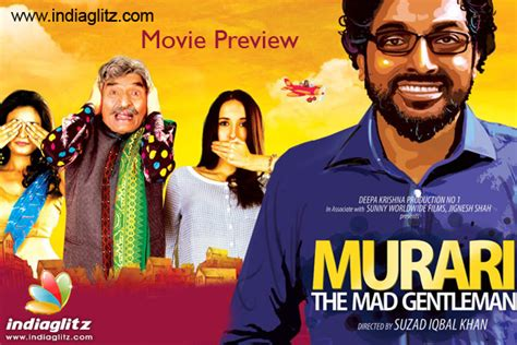 film india gentlemen murari the mad gentleman review murari the mad